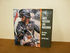 Livre - BIKER, MÄDCHEN UND MASCHINEN (Bike Week Daytona) - BOB JONES - 1989