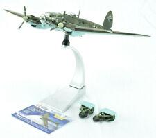 """Corgi Heinkel He111 H-2 - """"The Humbie Heinkel"""" 1:72 Die-Cast Airplane AA33717"""
