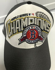 World Series Champions Boston Red Sox New Era 39THIRTY 2013 Locker Room Hat/New!