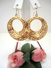 "Brighton ""INGA"" French Wire Earrings (MSR$86) NWT/Tin"