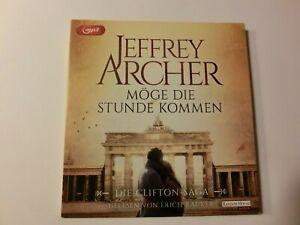 CD - Jeffrey Archer - Möge die Stunde kommen - Hörbuch