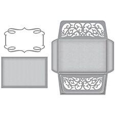 Spellbinders Shapeabilities Die: Card, Envelope And Liner Set (S6-080)