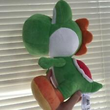 12'' Super Mario Bros. series Plush YOSHI GREEN Stuffed Toy Doll Cute Gifts Big