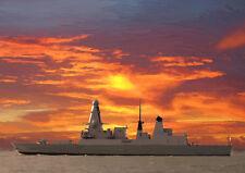 HMS defender-mano acabado, Edición Limitada (25)