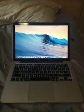 MacBook Pro (Retina, 13-inch Mid 2014) 2.8 GHZ, Intel i5, 8 GB 1600 MHz DDR3