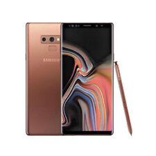 """Samsung Galaxy Note9 N960FD Dual Copper 128GB 6GB 6.4""""IP68 Android Phone ByFedex"""