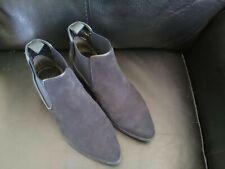 Clarks Ladies Blue Suede  Boots - Size 6