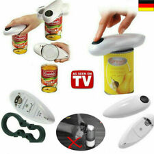 Elektrischer Dosenöffner mit Magnet | Deckelöffner | Automatischer Büchsenöffner