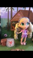 RESERVED Hairdorables Series 3 Slumber Party Bedtime Bella  Dolls NEW