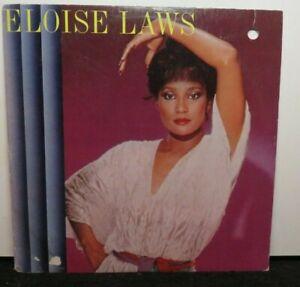 ELOISE LAWS (NM) LT-1063 LP VINYL RECORD