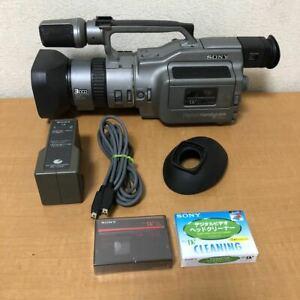 Sony dcr-vx1000 Mini Dv Camcorder Vx1000 Tested Working Good condition Fedex