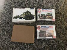 4 Neue Panzer modell bausätze (1:72)