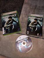 Dark Sector (Microsoft Xbox 360, 2008) complete