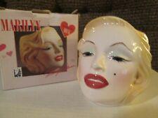 Marilyn Monroe collectible coffee mug Nib