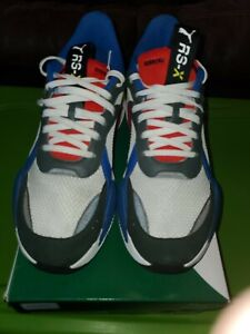 Men's Puma RS-X TOYS Casual Lifestyle Sneakers Rare HTF Size 12 369449 02