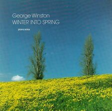 George WINSTON: hiver into Spring-Piano Solos/CD