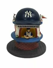 Dept. 56 New York Yankees Refreshments Stand 59437- Christmas In The City Series