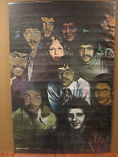 vintage The Brooklyn bridge rock band 1969 poster 6311