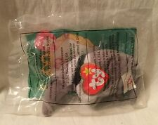 NEW 1999 McDonald's TY Teenie Beanie Baby Antsy The Anteater #2 In Package