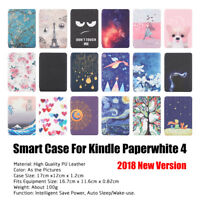 e-Books Reader Cover For 2018 New Amazon Kindle Paperwhite 4 10th Generation