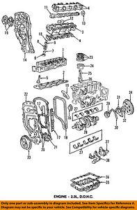 GM OEM-Engine Cylinder Head Gasket 12356556