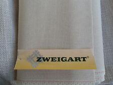 ZWEIGART- 3256  BELLANA Fb.99 beige Stickstoff f. Hardanger+Kreuzstich - 8-fädig