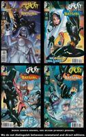 Ghost/Batgirl 1 2 3 4 Complete Set Run Lot 1-4 VF/NM