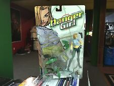 1999 McFarlane Danger Girl ABBEY CHASE Action Figure MOC