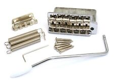 "SB-0200-010 Chrome 6-point 2-3/16"" Tremolo Kit for Vintage Fender Strat®"