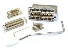"""SB-0200-010 Chrome 6-point 2-3/16"""" Tremolo Kit for Vintage Fender Strat®"""