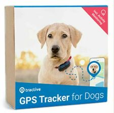 Tractive GPS Tracker & Activity Monitor For Dogs 2019 Model BNIB RRP £49.99