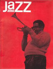 JAZZ JOURNAL MAGAZINE 1970 APR J C HIGGINBOTHAM, JAMES SPAULDING, BENNY BAILEY