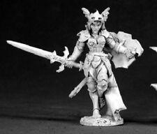 Monique Vampire Reaper Miniatures Dark Heaven Legends Anti Paladin Fighter Melee