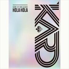Kard - Hola Hola (1st Mini Album) Sealed Korea Import New CD