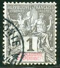 TIMBRE COLONIES FRANCAISES / MADAGASCAR TYPE SAGE OBLITERE N° 28