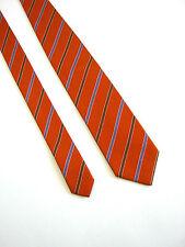 SIR MONEY Cravatta Tie NUOVA NEW Fatta a Mano Hand Made  SETA SILK