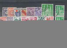 Gestempelte Ungeprüfte Deutsche Briefmarken der sowjetischen Besatzungszone aus Sammlung