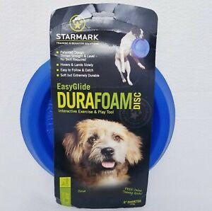 STARMARK Design—Easy Glide DuraFoam Flying Disc Soft Durable Teaching Dog Catch