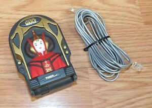 Tiger (88-315-00-01) 1999 Star Wars Episode 1 Queen Amidala Home Phone **READ**