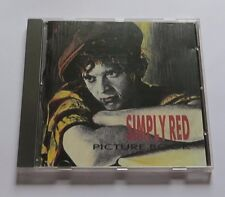 Simply Red - Picture Box - CD Album -