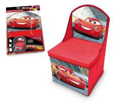 Disney CARS Kinder-stuhl Spielzeugkiste Aufbewahrungsbox