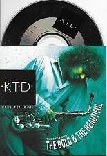KTD KEES TEN DAM - Theme from Bold & Beautiful CD SINGLE 2TR Holland 1994 RARE!