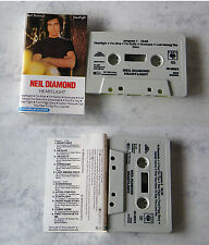 NEIL DIAMOND Heartlight .. 1982 CBS MC TOP