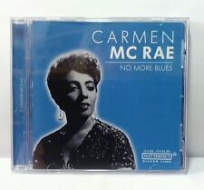 Carmen Mcrae: No More Blues (CD978)