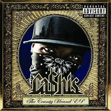 The County Hound [EP] [PA] by Cashis (2CD, May-2007, Interscope) Free Ship #HU15
