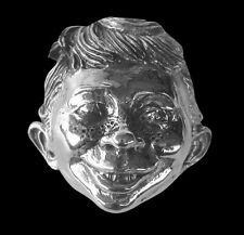 Stainless Steel Alfred E. Neuman Ring Custom Sized mad magazine Iconic R-71ss