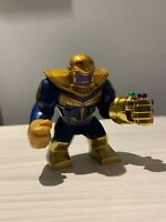 Marvel THANOS & INFINITY GAUNTLET Custom Brick Lego Compatible Minifigure (UK)