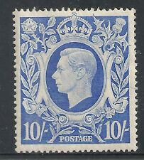 Great Britain stamps 1939 Sg 478a Mlh Vf
