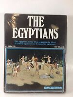 THE EGYPTIANS 1502 ATLANTIC Army soldiers H0 HO soldatini esercito egiziano 1/72