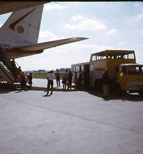 World Airways Airplane 707 C Partial Views Original 35mm slides 1971 Lot 2
